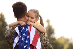 Thank you, military families