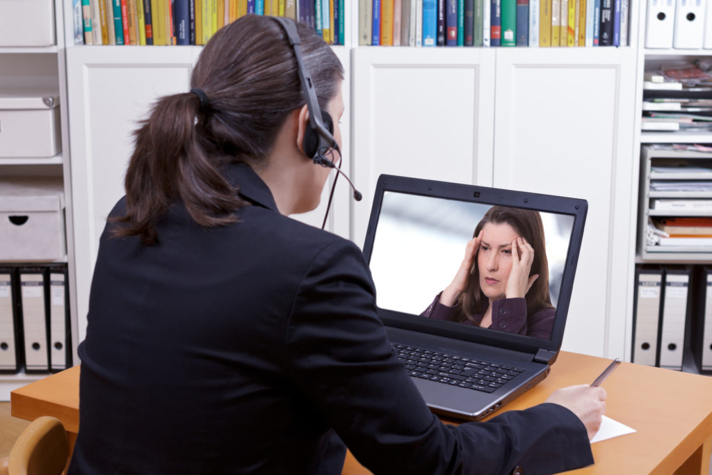 online mental health therapy