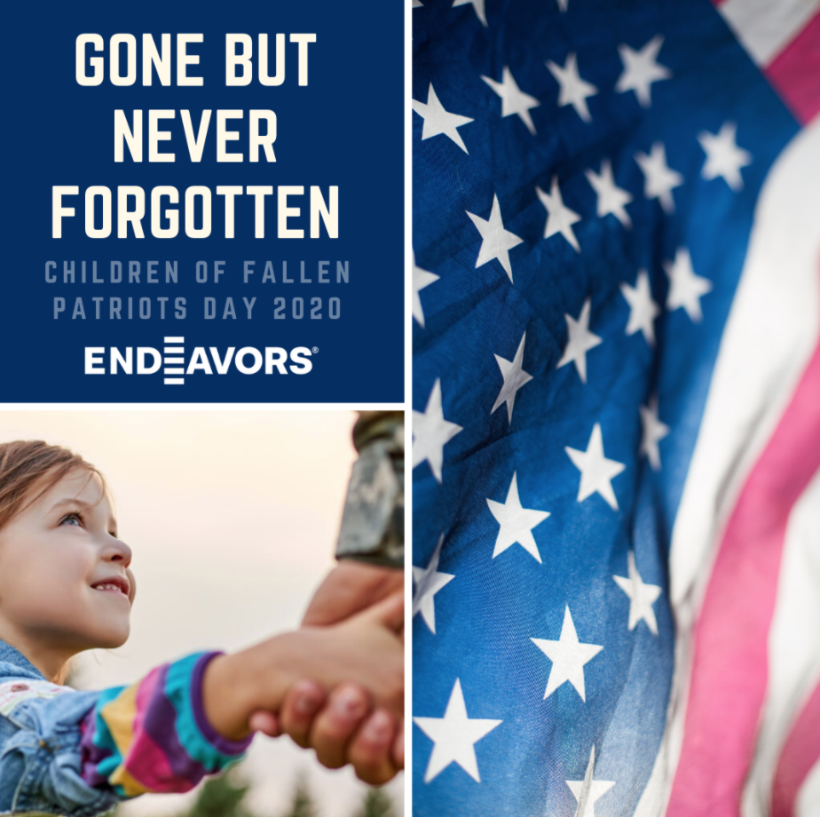 Children of Fallen Patriots Rememberance 2