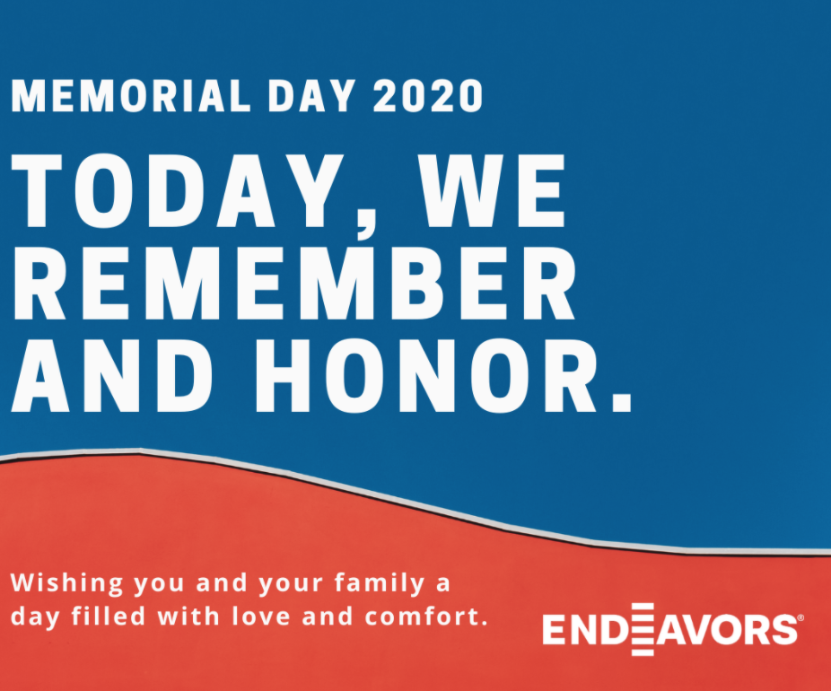 Memorial Day 2020 Graphic 3