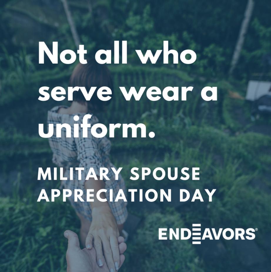 Military Spouse Appreciation Graphic 3