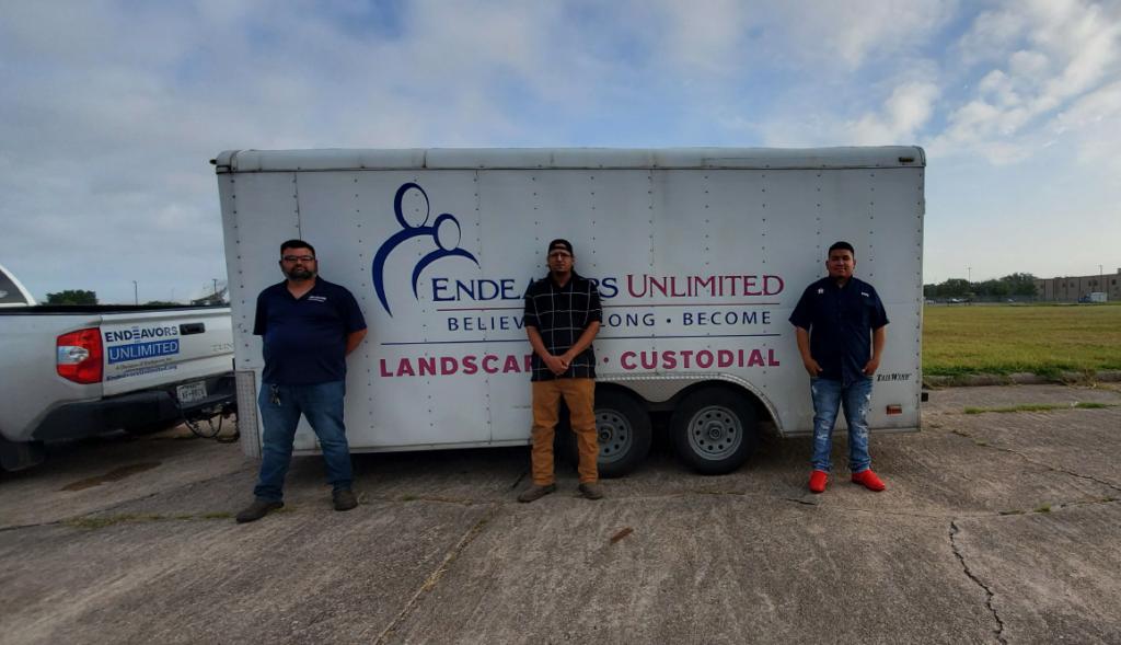 Endeavors Unlimited landscaper recognition