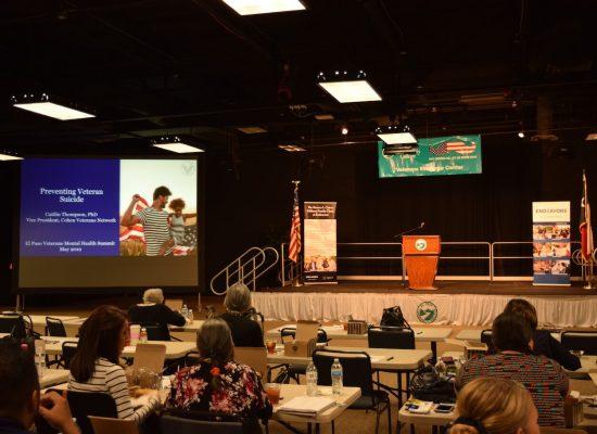 El Paso Vet Mental Health Summit